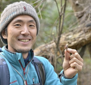 渡邊太郎さん/屋久島ガイドオフィス山岳太郎 代表