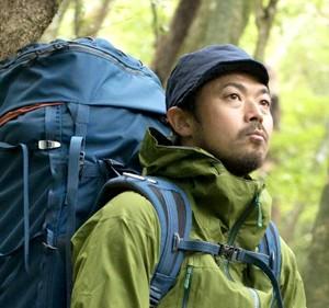木下成章さん/「屋久島ガイド山好き」代表
