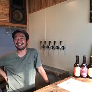 江川竜彦さん/クラフトビール醸造家「Catch the Beer」