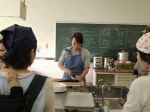 お魚マイスター お魚かたりべ / 川東繭右さん