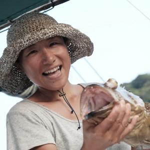 女性漁師/伊藤佳代さん