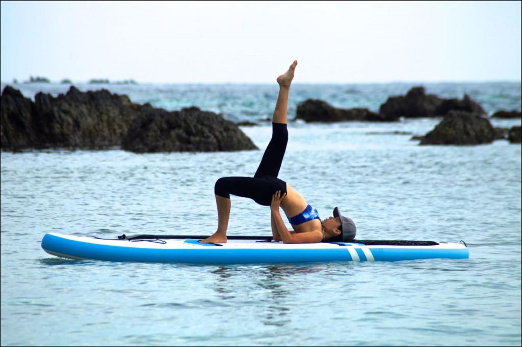 Tomoko Kato / SUP & Yoga Instructor