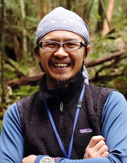 皆川直信さん/屋久島公認ガイド・写真家