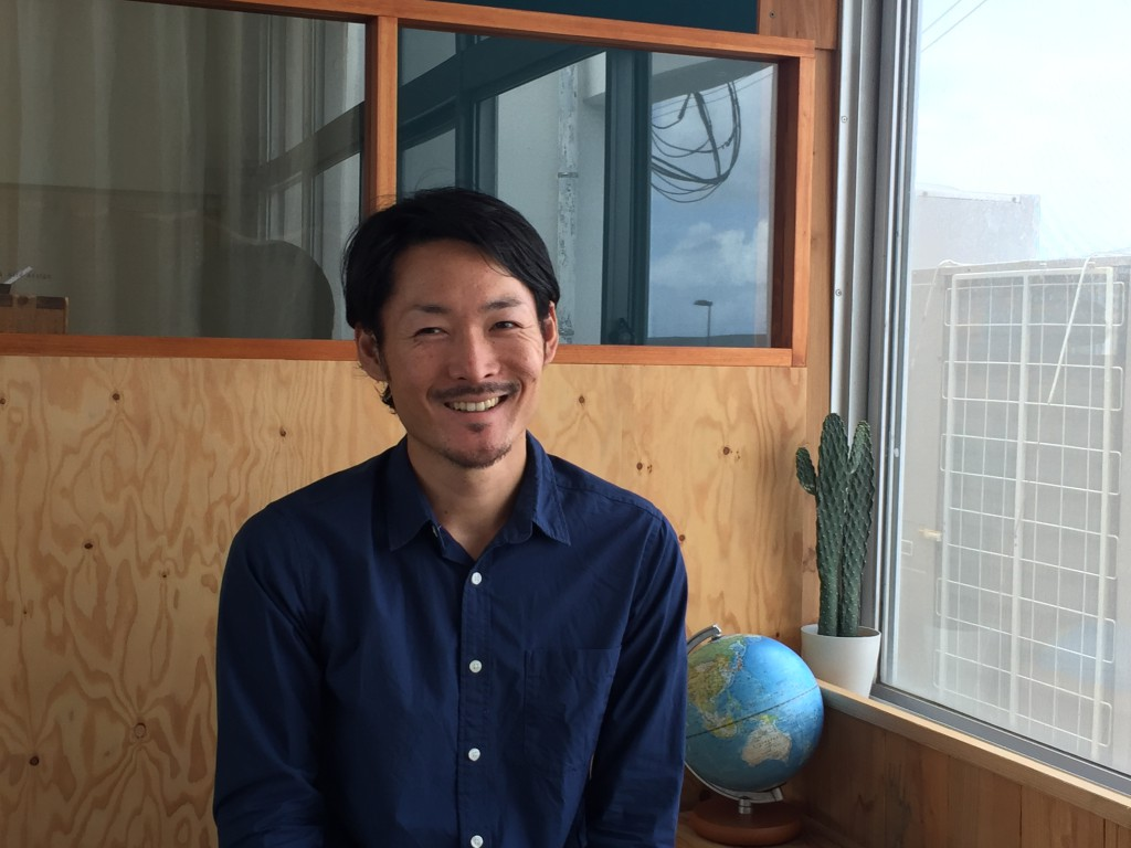Takumi Yoshimura / Member of the Regional Development Cooperation Corps and of the Yakushima International Photography Festival Committee