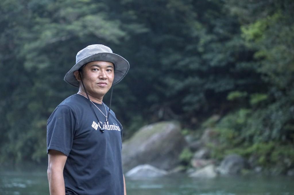 Hiroki Tanaka / President of Osampo Tour