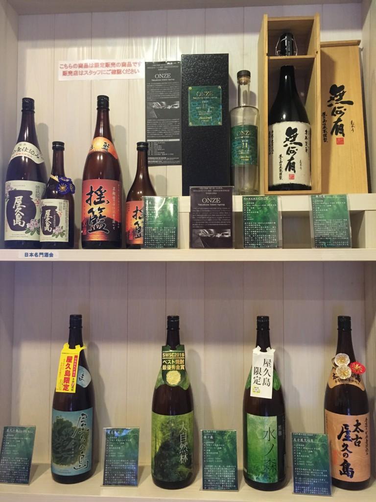 Kota Sameshima/Chief Brewer, Hombo Shuzo Yakushima Brewery