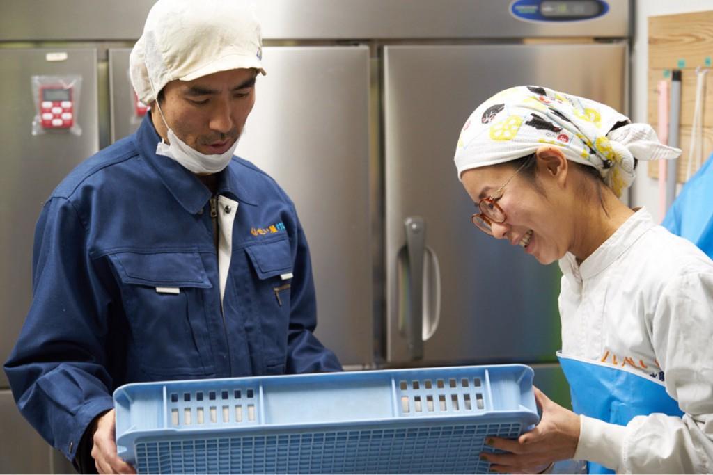笹川美貴さん / 島結(しまゆい) 商品開発担当/Miki Sasagawa / Shimayui Product Developer