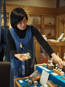 Yuko Watanabe / Representative Director of Yawaraca