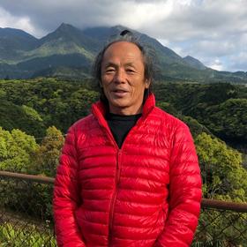 ちょんまげ先生こと、満園 茂(Mituzono Sigeru)