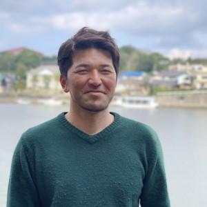 川東 竜馬さん / 飛魚漁師