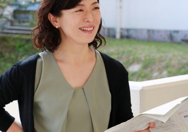 Miwa Ueda / Advisor to the Yakushima High School Drama Club