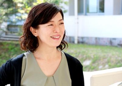 上田美和さん / 屋久島高校演劇部 顧問