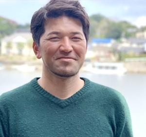 川東 竜馬さん / トビウオ漁師