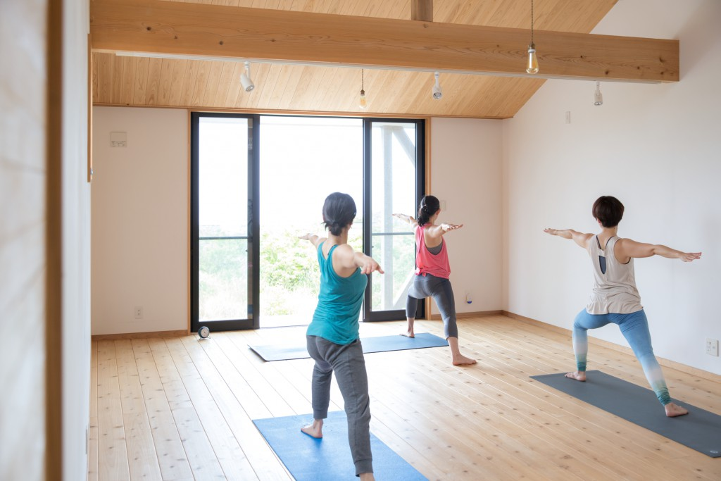 Miki Kunimoto / Owner of Ananda Chillage (Hotel and Yoga Studio)
