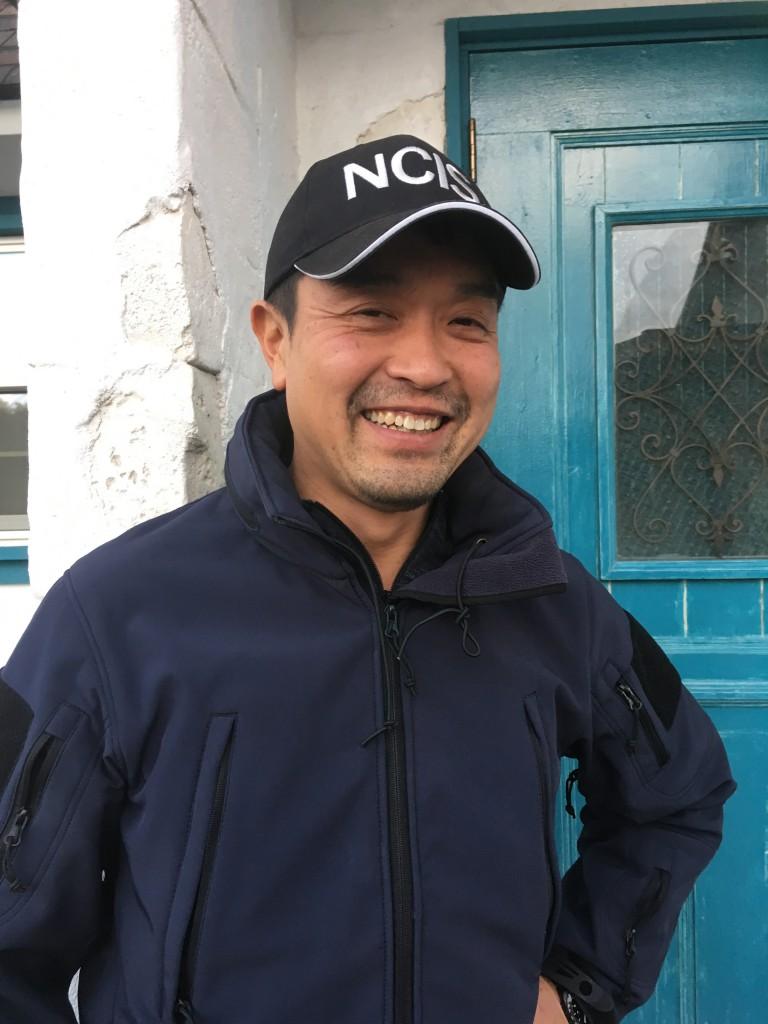 Ryosaku Nakashima / Owner of Cottage Morinokokage