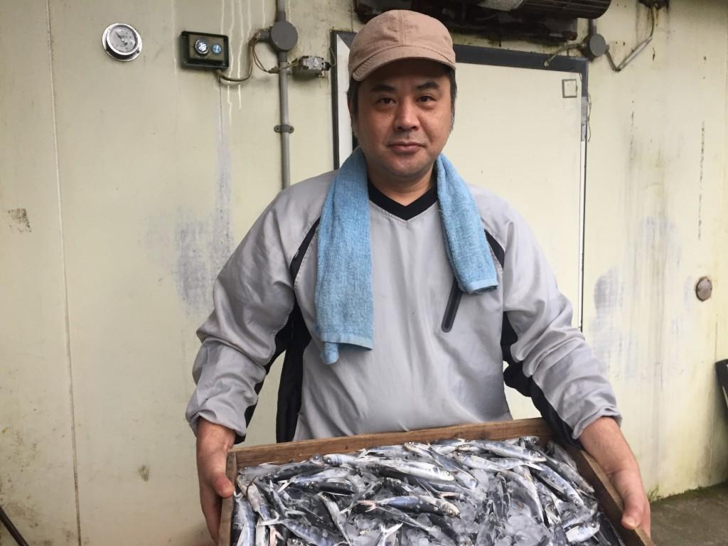 喜 勇二郎さん/「丸喜商店」代表/Ki Yujiro/Owner Maruki Store