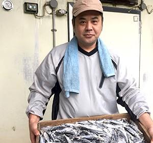 喜 勇二郎さん/「丸喜商店」代表