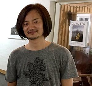 国本真治さん/屋久島発の雑誌「サウンターマガジン」編集長、兼発行人