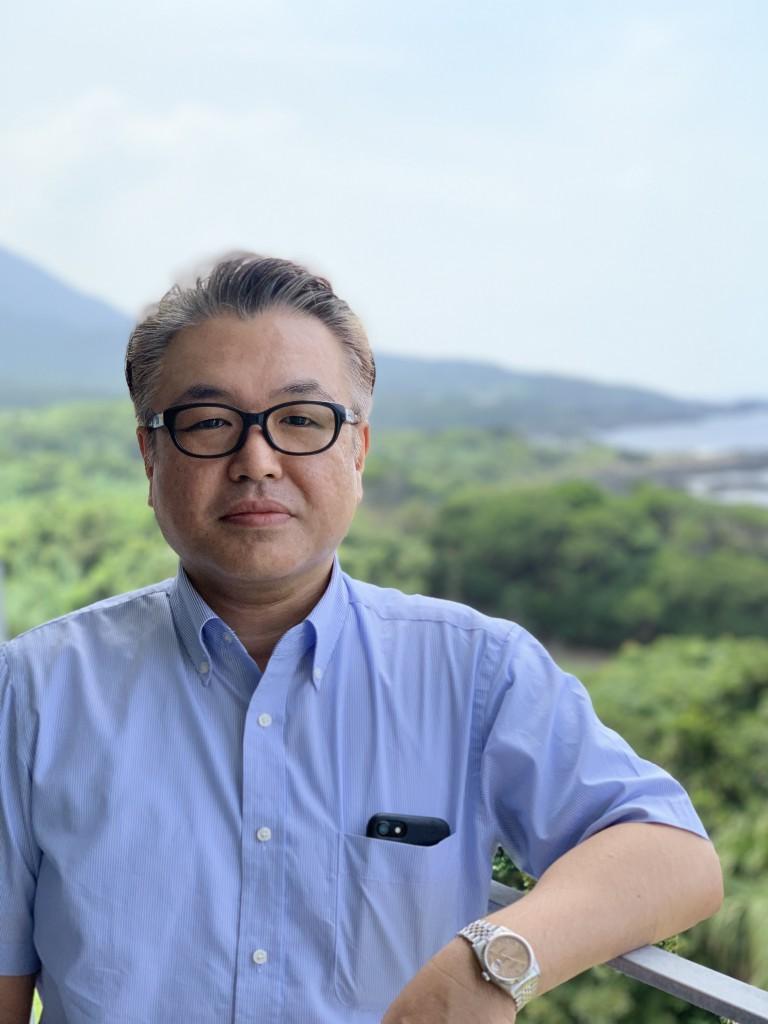 後藤 慎さん/屋久島観光協会会長・屋久島シーサイドホテル社長