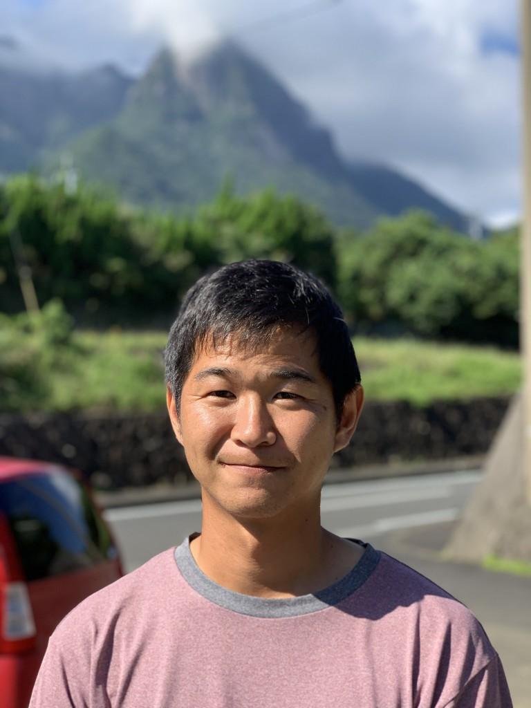 亀澤 徳美さん/モッチョム農園/KamesawaTakumi/Mochomu Farm