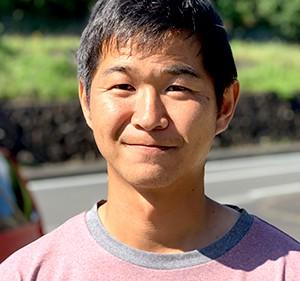 亀澤 徳美さん/モッチョム農園