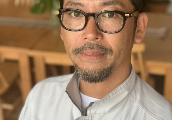 緒方健太さん/屋久島森まつり実行委員長