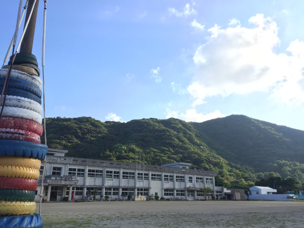 兵頭昌明さん/黒潮留学実行委員会事務局長
