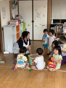 藤山智代さん/小規模保育所 Manma House