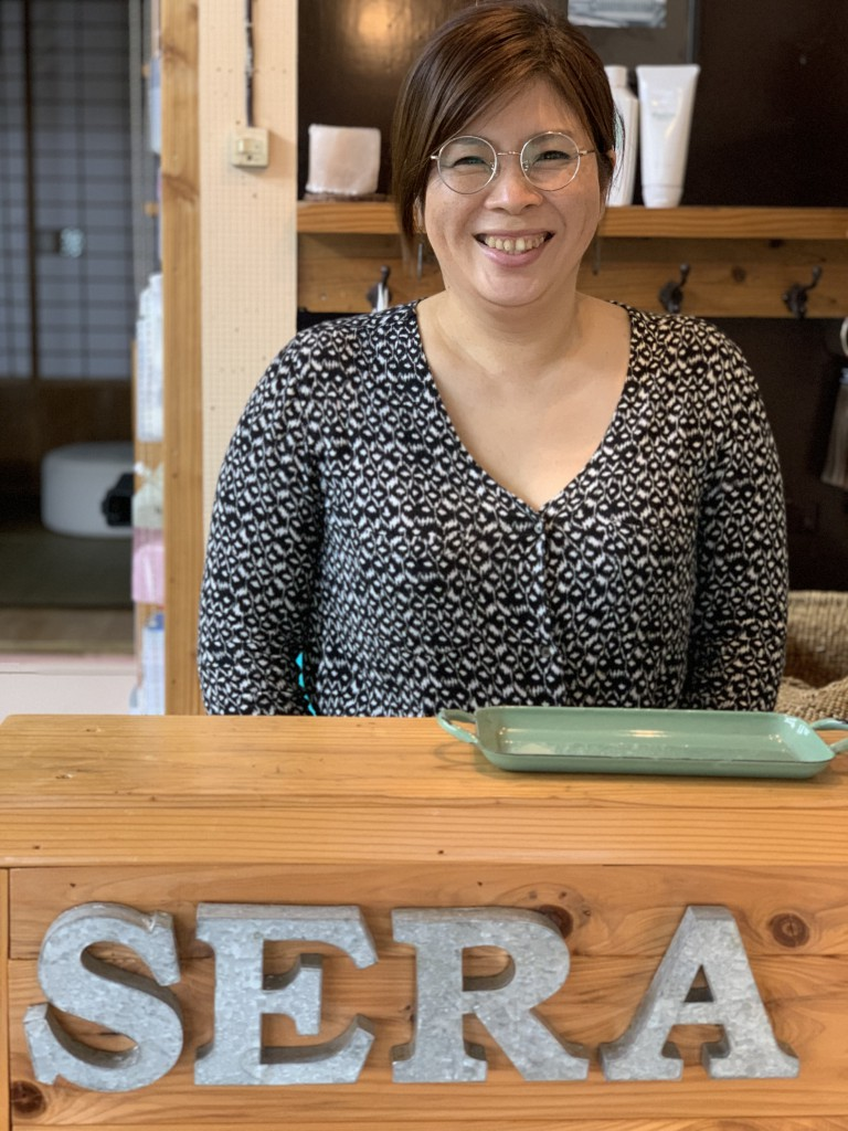 日高ユカリさん/セラ美容室