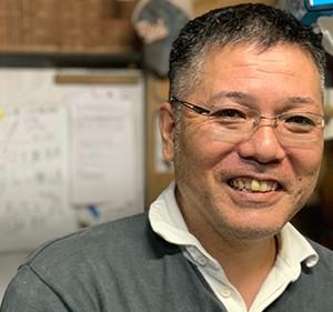 若松大介さん/屋久島犬保存会 会長