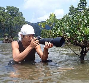 水中写真家、ダイビングインストラクター:高久至