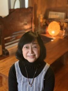 岩川康子さん/民宿水明荘