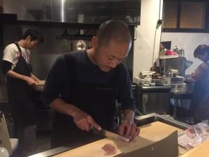 藤森敏宏/「レストラン パノラマ」オーナーシェフ