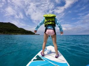 「屋久島の夏の海を探検」撮影:加藤葵賛史