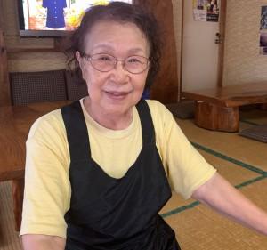 清田雄三さん/八重岳食堂:清田ミル子さん