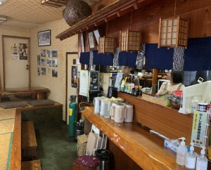 清田雄三さん/八重岳食堂